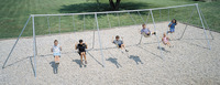 Metal Swing Sets, Outdoor Swing Sets, Metal & Outdoor Swing Sets Supplies, Item Number 013118