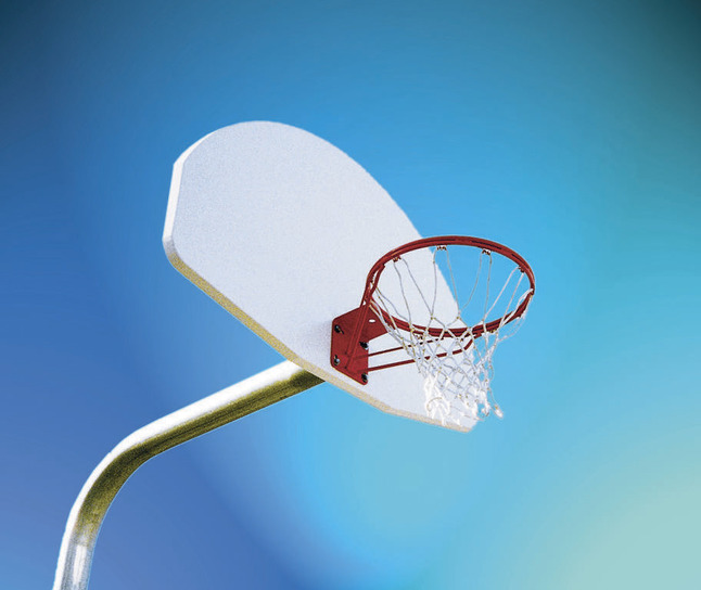 Basketball Hoops, Basketball Goals, Basketball Rims, Item Number 013351