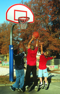 Basketball Hoops, Basketball Goals, Basketball Rims, Item Number 013500