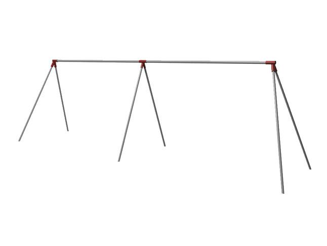 Outdoor, Swing Frame, Item Number 13519