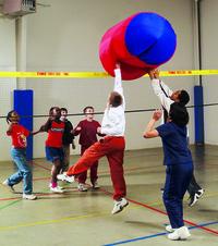 Parachutes, Play Parachute, Kids Play Parachute, Item Number 015425