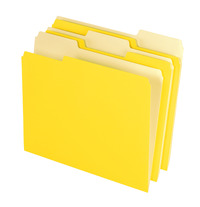 Top Tab File Folders, Item Number 015795