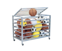 Sports Equipment Storage & Carts , Item Number 015857