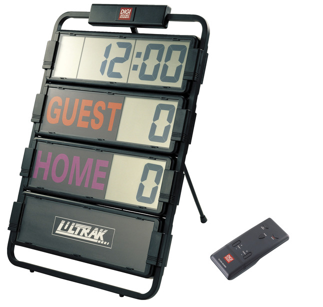 Scoreboards, Scoring Equipment, Item Number 015940