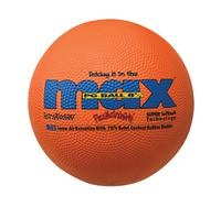 SportimeMax 8-1/2 Inch Playground Ball, Orange Item Number 016217
