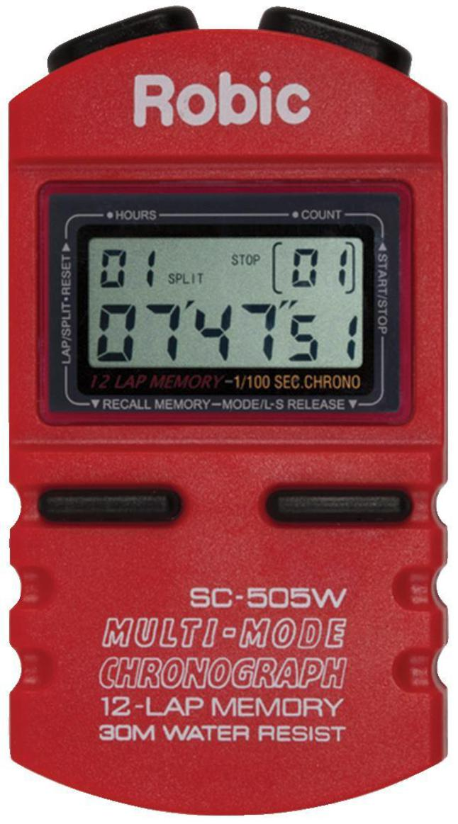 Stopwatch Timer, Timers and Stopwatches, Item Number 016336