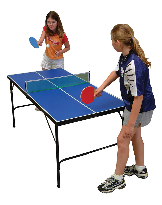 Table Tennis Equipment, Table Tennis, Table Tennis Table, Item Number 016555