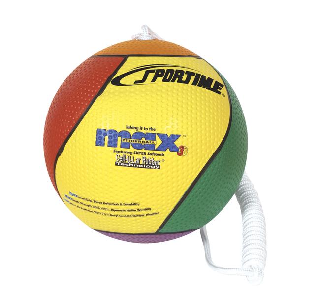 Tetherballs, Tether Balls, Tetherball Balls, Item Number 016580