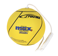 SportimeMax Tetherball, Yellow Item Number