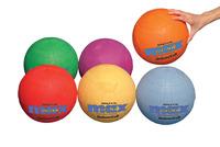 Playground Balls, Rubber Playground Balls, Playground Balls Bulk, Item Number 018562