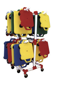 Sports Equipment Storage & Carts , Item Number 018885