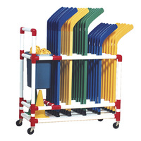 Sports Equipment Storage & Carts , Item Number 018985