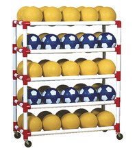 Sports Equipment Storage & Carts , Item Number 019041