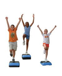 Step Exercise Equipment, Step Aerobics Equipment, Step Equipment, Item Number 019096