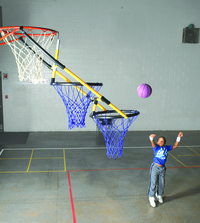 Basketball Hoops, Basketball Goals, Basketball Rims, Item Number 019792