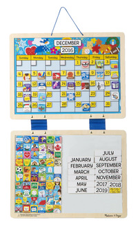 Daily Planner and Calendars, Item Number 019998