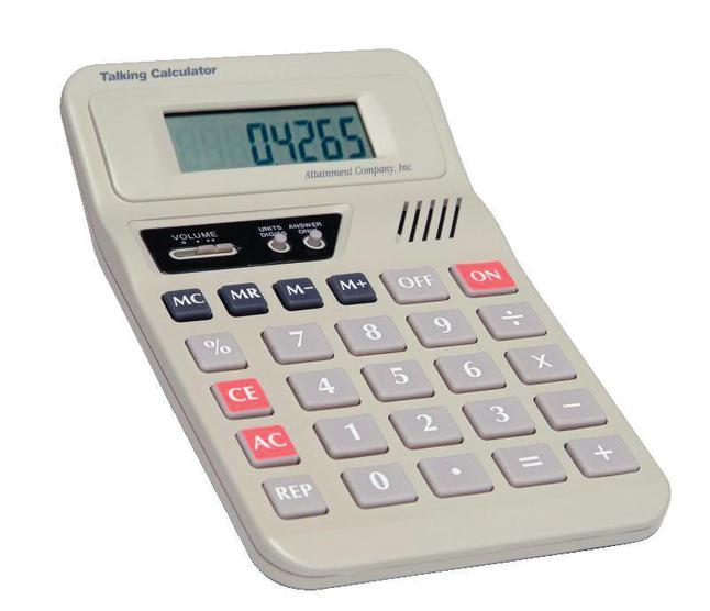 Basic and Primary Calculators, Item Number 020379