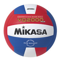 Image for Mikasa Volleyball NFHS Approved, Size 5, Red/White/Blue from School Specialty