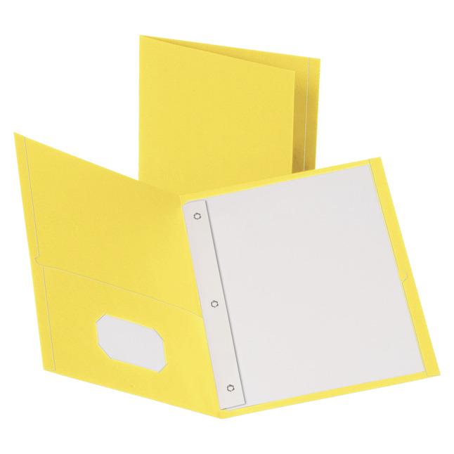 2 Pocket Folders , Item Number 021582