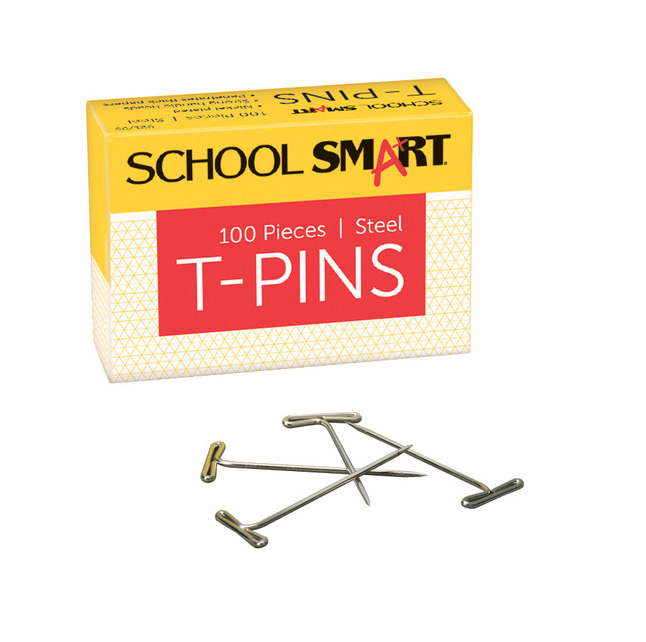 Specialty Pins and Specialty Clips, Item Number 021795