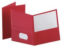 2 Pocket Folders , Item Number 021810
