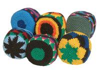 Hacky-Sack Boota Footbags, Set of 6 Item Number 022141