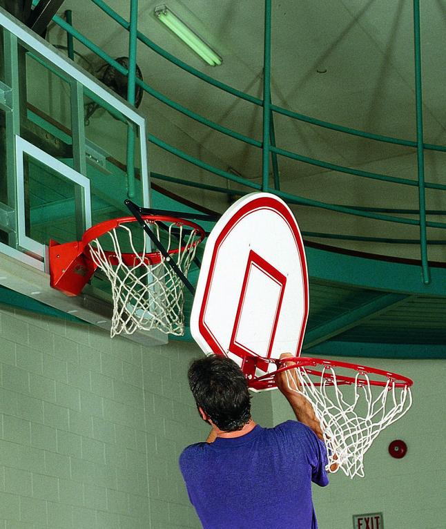 Basketball Hoops, Basketball Goals, Basketball Rims, Item Number 022281