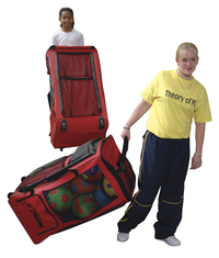 Sports Equipment Storage & Carts , Item Number 022297