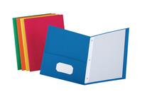 2 Pocket Folders , Item Number 023255