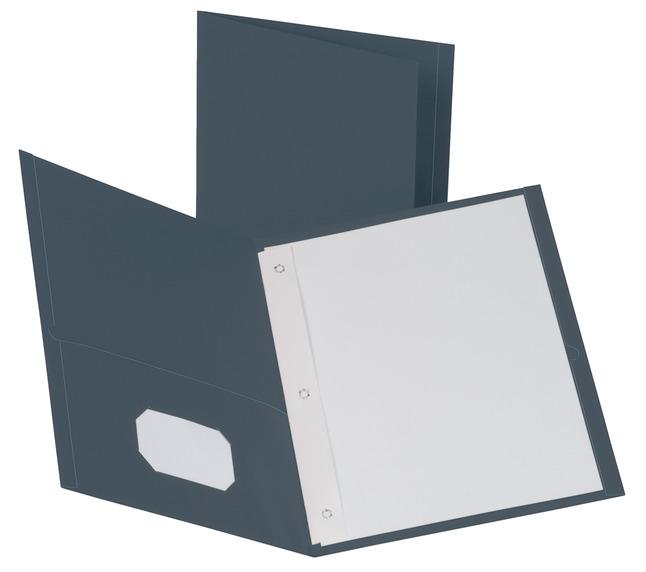 2 Pocket Folders , Item Number 023501