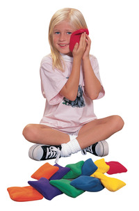Beanbags, Beanbags for Kids, Beanbag Games, Item Number 024317