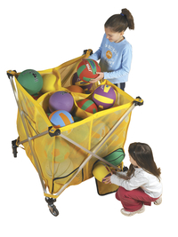 Sports Equipment Storage & Carts , Item Number 024440