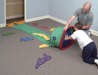 Touch, Pressure, Massage Sensory Processing Tools, Item Number 025221
