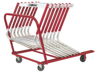 Sports Equipment Storage & Carts , Item Number 025268