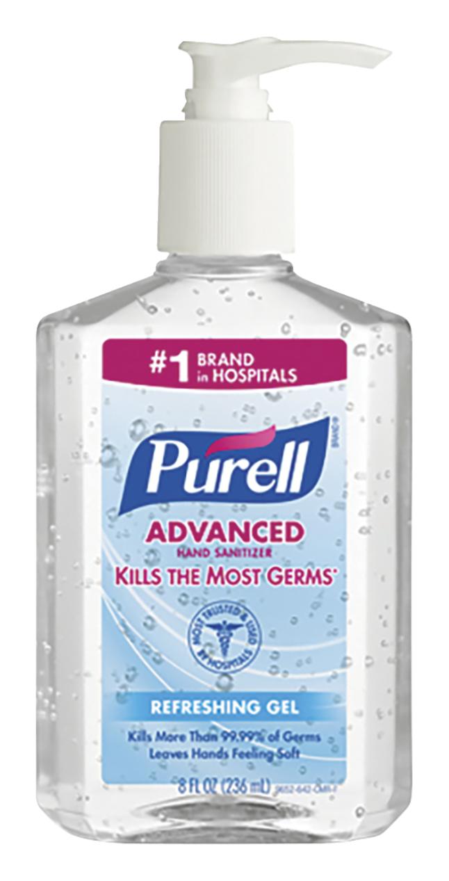 Hand Sanitizer, Item Number 025507