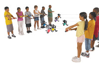 Throwing & Catching Games, Activities, Throwing Games, Catching Activities, Item Number 026282