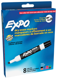 Dry Erase Markers, Item Number 026284