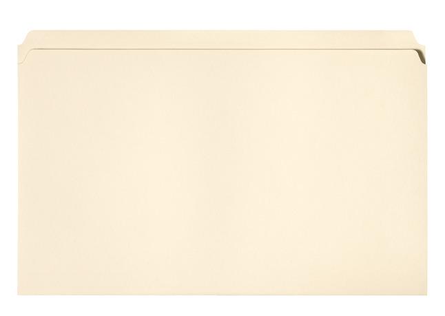 Top Tab File Folders, Item Number 026494