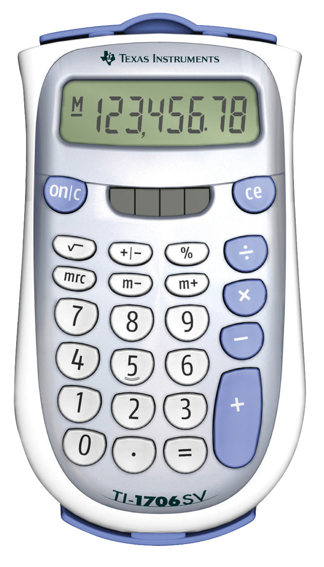Office and Business Calculators, Item Number 026776
