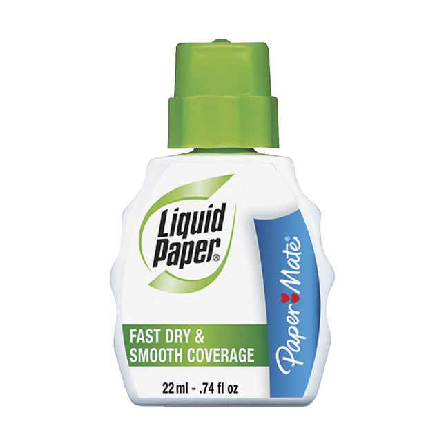 Correction Fluid, Item Number 026931