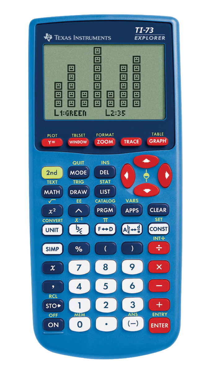 Graphing Calculators, Item Number 027615