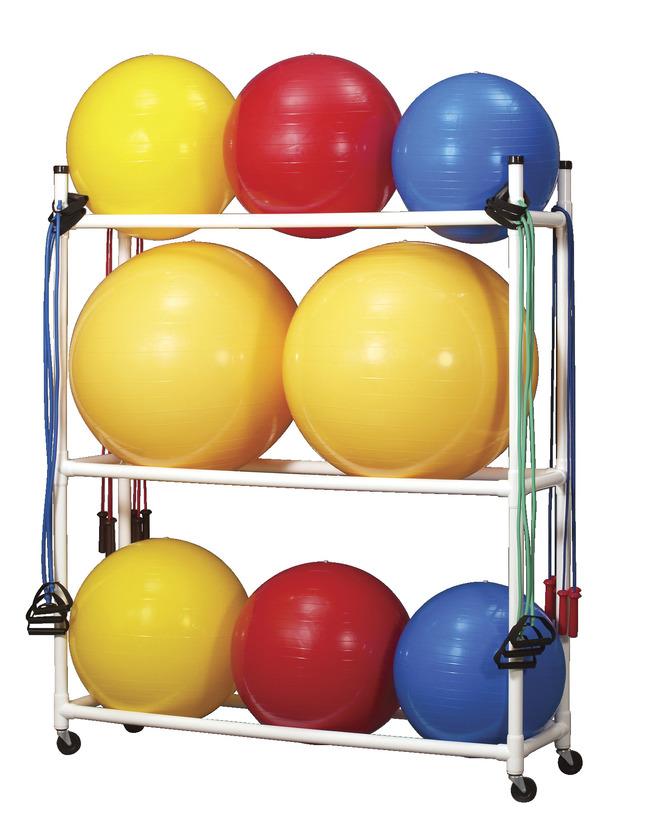 Sports Equipment Storage & Carts , Item Number 029797