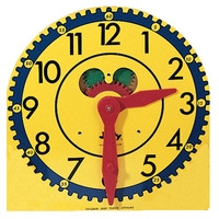 Telling Time, Time Games Supplies, Item Number 030-5194