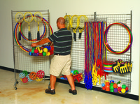 Sports Equipment Storage & Carts , Item Number 030028