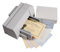 Colored Copy Paper, Item Number 038924