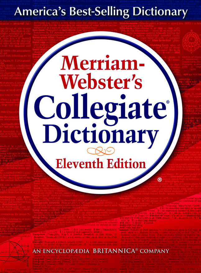Dictionary, Item Number 040254