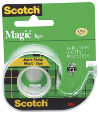 Clear Tape and Transparent Tape, Item Number 040470