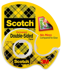 Double-Sided Tape, Item Number 040485