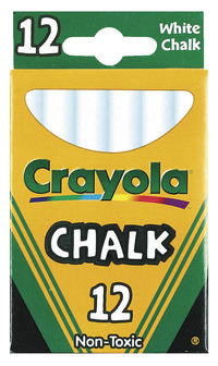 Chalkboard Chalk, Item Number 041954