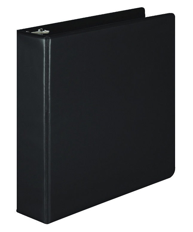 Basic Round Ring Presentation Binders, Item Number 043737